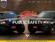 Town of Stowe Vermont Public Safety Agencies website