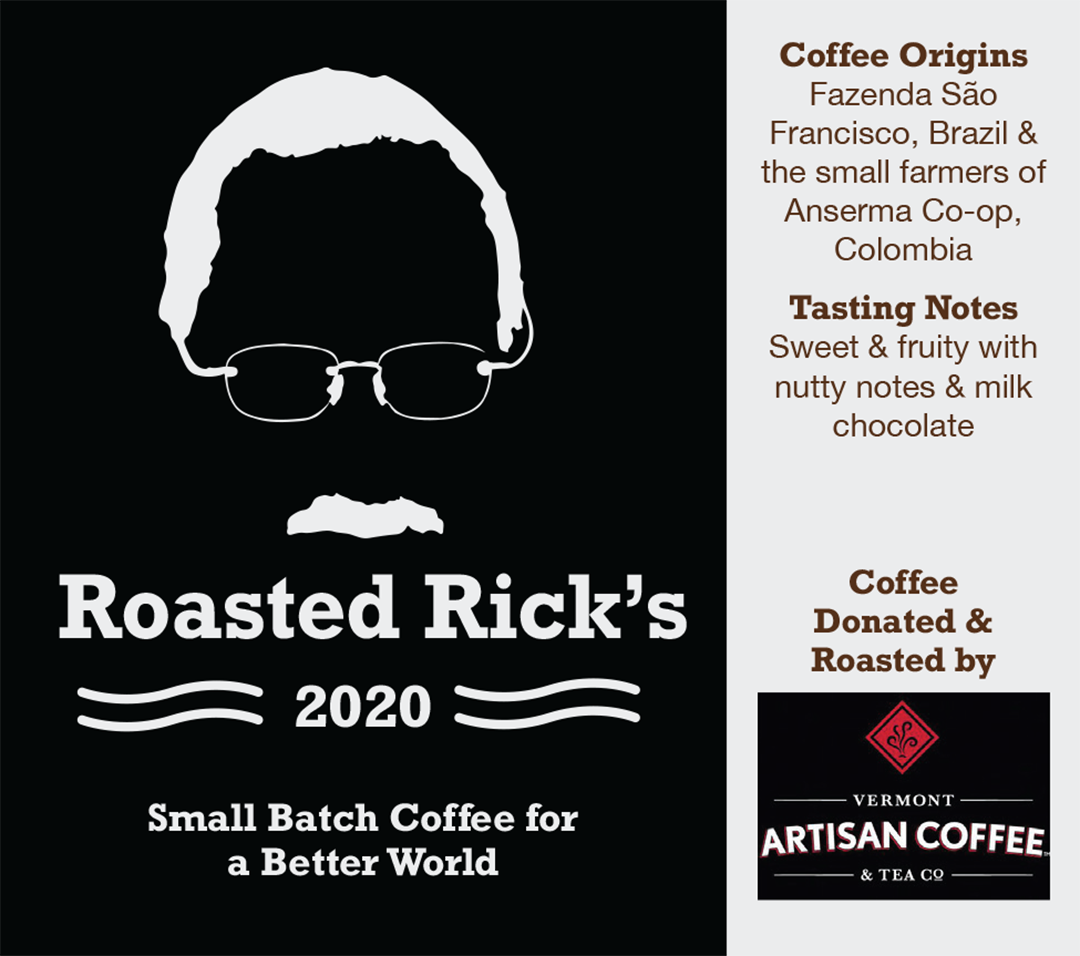 Roasted Rick's Coffee for a Better World