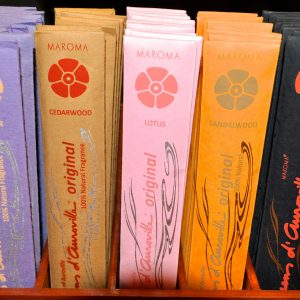 Maroma Incense of Auroville 3 pack
