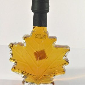 Butternut Mountain Maple Syrup leaf