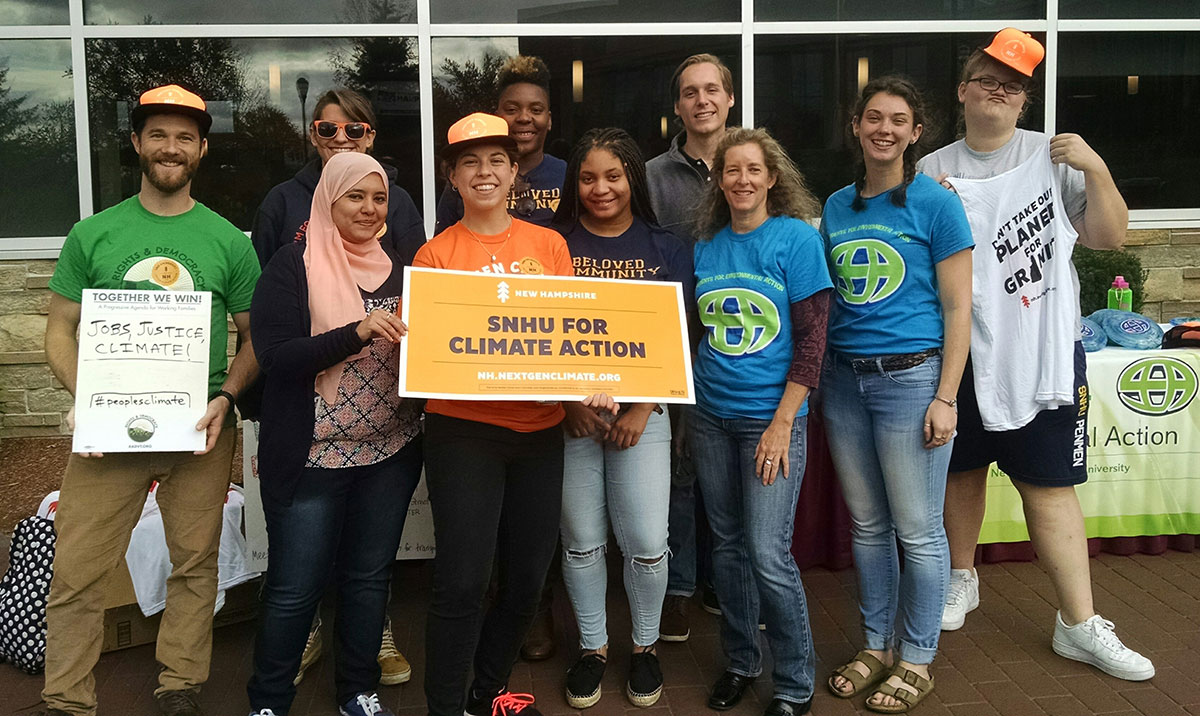 Jobs, Justice & Climate