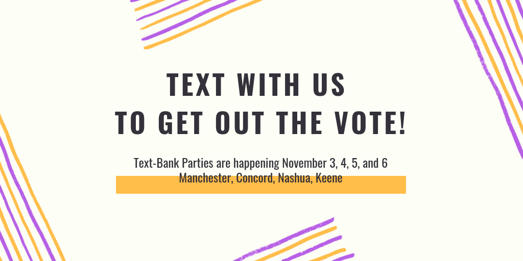 Get Out the Vote Texting Parties