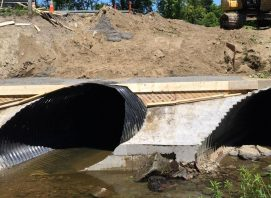 Town of Williston Talcott Rd Culvert