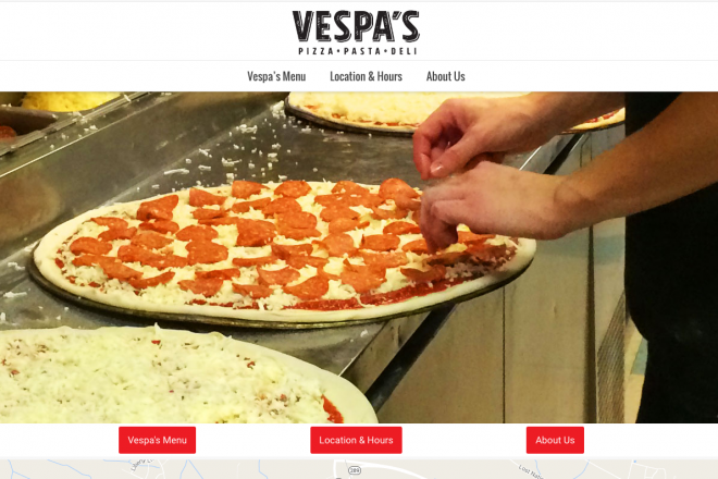 Vespa's Pizza & Deli, Essex, Vermonta